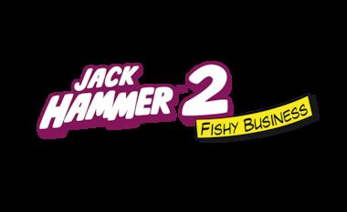 Jack Hammer 2: Fishy Business Slot | £200 Bonus + 40 Free