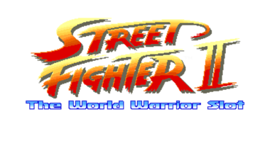 Street Fighter Ii The World Warrior Slot Slot 200 Bonus 40 Free Spins Admiral Casino